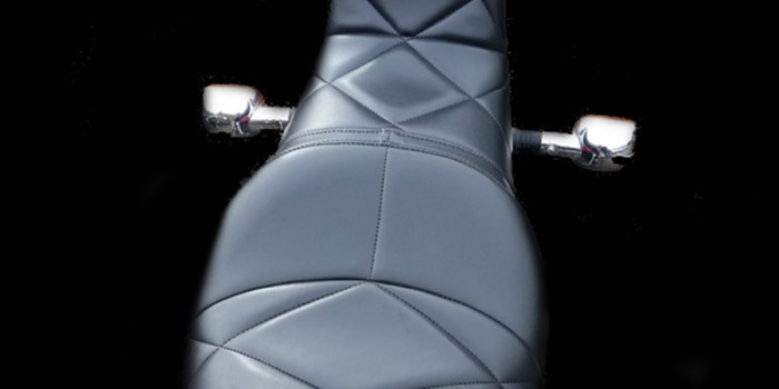 Black Diamond Quilted Seats