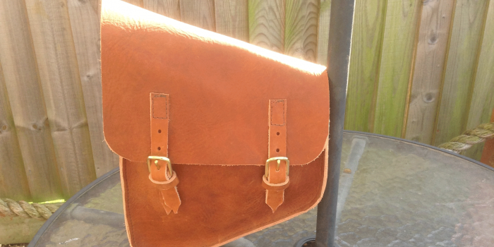 Genuine leatherwork